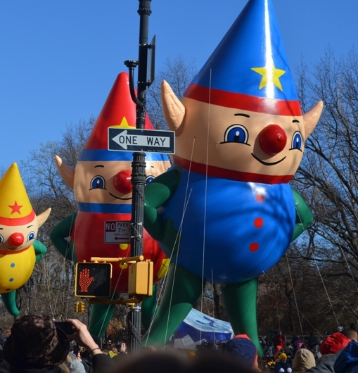 Macy's Thanksgiving Day Parade 4