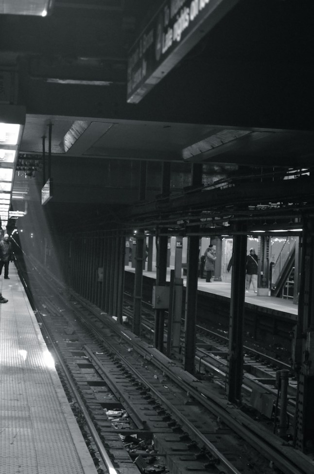 Light in the Subway