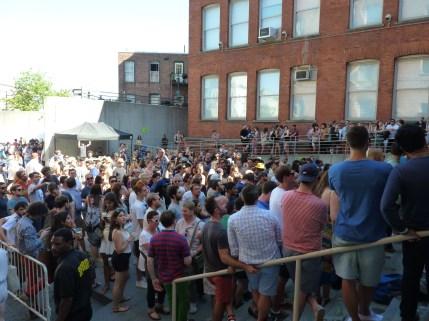 party 2 at MoMA PS1