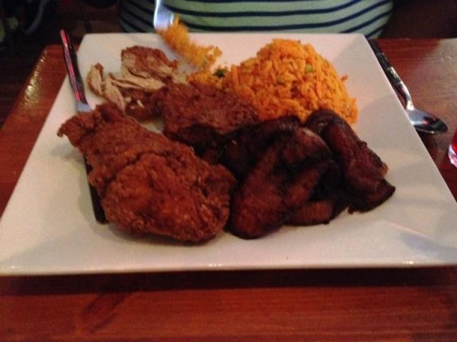 SugarCane Restaurant Fried Chicken