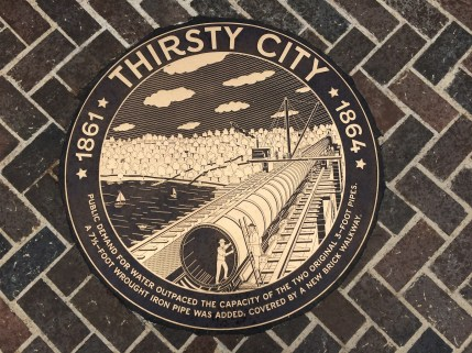 High Bridge Thirsty City