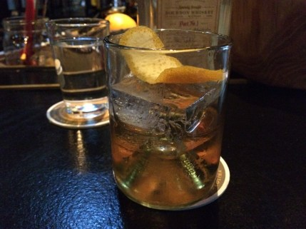 Old Fashioned at Husk