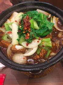 Chicken Hotpot at NEX Outlet