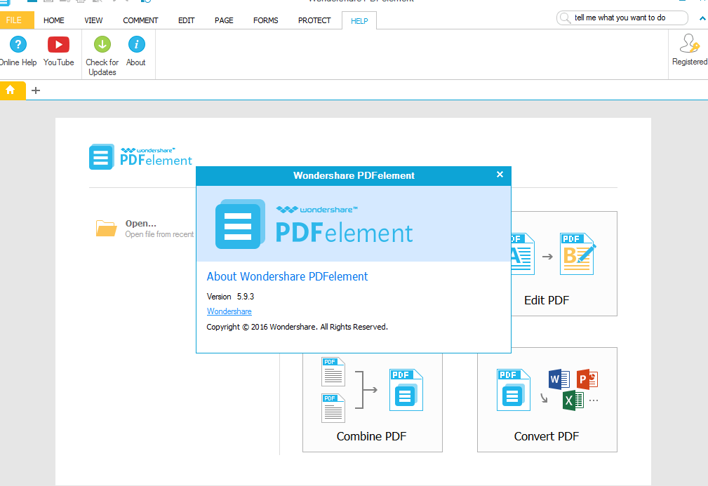 Wondershare Pdf Editor Full Crack Serial Key