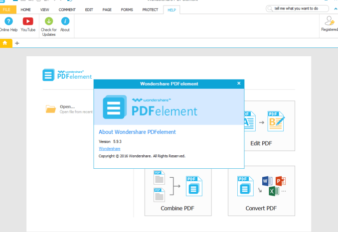 Wondershare PDFelement Pro 8.0.5.217 Free With Patch Download 2021