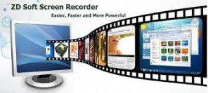 ZD Soft Screen Recorder 11.1.16 Crack With Serial Key Download
