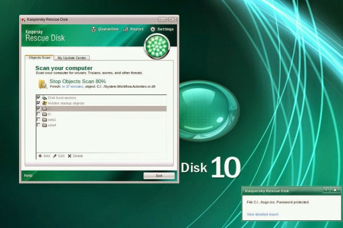 Kaspersky Rescue Disk 2018 18.0.11.0 data 2019.01.06 Crack With Serial Key