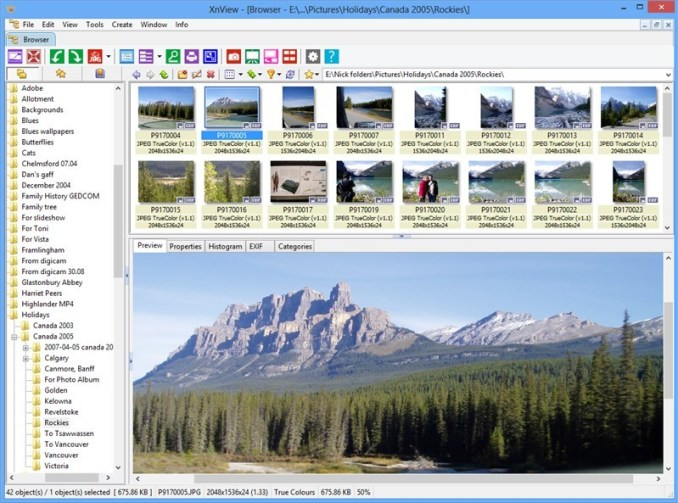 XnView 2.48 Crack With Keygen & Portable Free Download