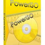 PowerISO 7.4 Crack Full Version + Portable Free Download