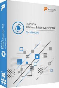Paragon Backup & Recovery PRO 17.4.3 Crack Free Download