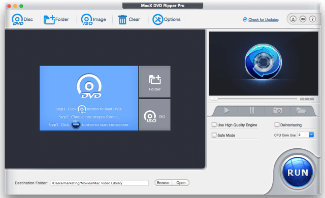 MacX DVD Ripper Pro 7.6.6 Crack With Serial Key Free Download