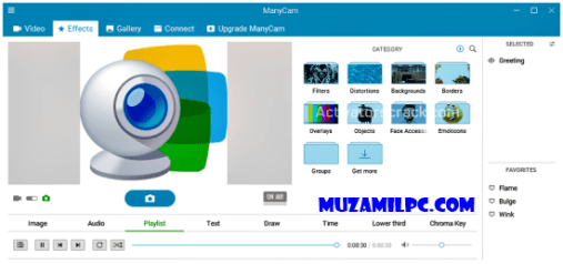 ManyCam Pro 6.6.0 Crack + Activation Code Full & Free Download 2019