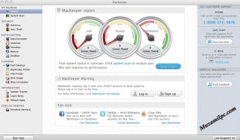 Mackeeper 3.22.2 Crack + Keygen Free Download 2019 {Latest}