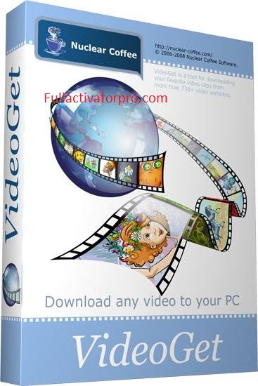 VideoGet 7.0.5.100 Crack + License Key 2021