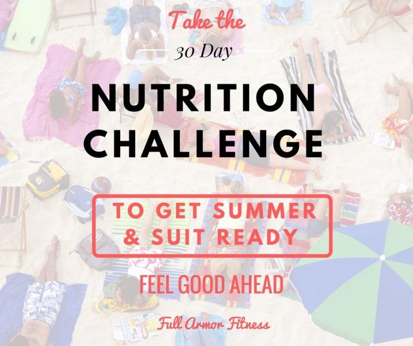 Summer Nutrition Challenge
