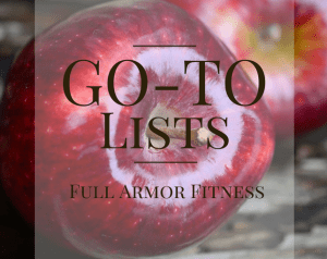 """<span class=""""entry-title-primary"""">Go-To-Lists Can Help Cut Down Your Stress!</span> <span class=""""entry-subtitle"""">Eat Healthy Everyday</span>"""