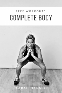 free workouts complete body