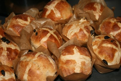 Hot Cross Muffins (1)