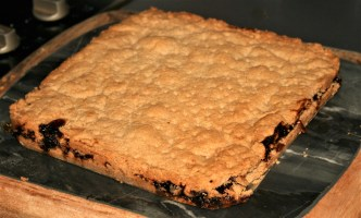 Mince Pie Slice