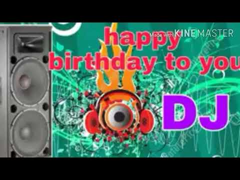dj happy birthday mp3 songs