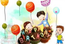 Happy Birthday Beta Wishes in Hindi