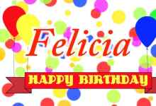 Happy Birthday Song For Felicia Mp3 Download