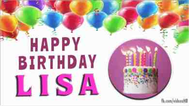 Happy Birthday Song For Lisa Mp3 Download