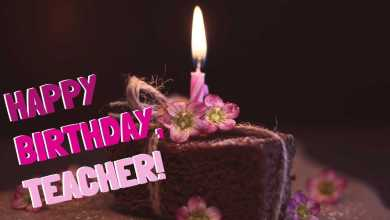 Happy Birthday Song For Teacher Mp3 Download