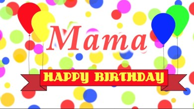 happy birthday song for mama mp3 download