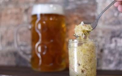 Improve Your Gut Health – Sauerkraut Recipe