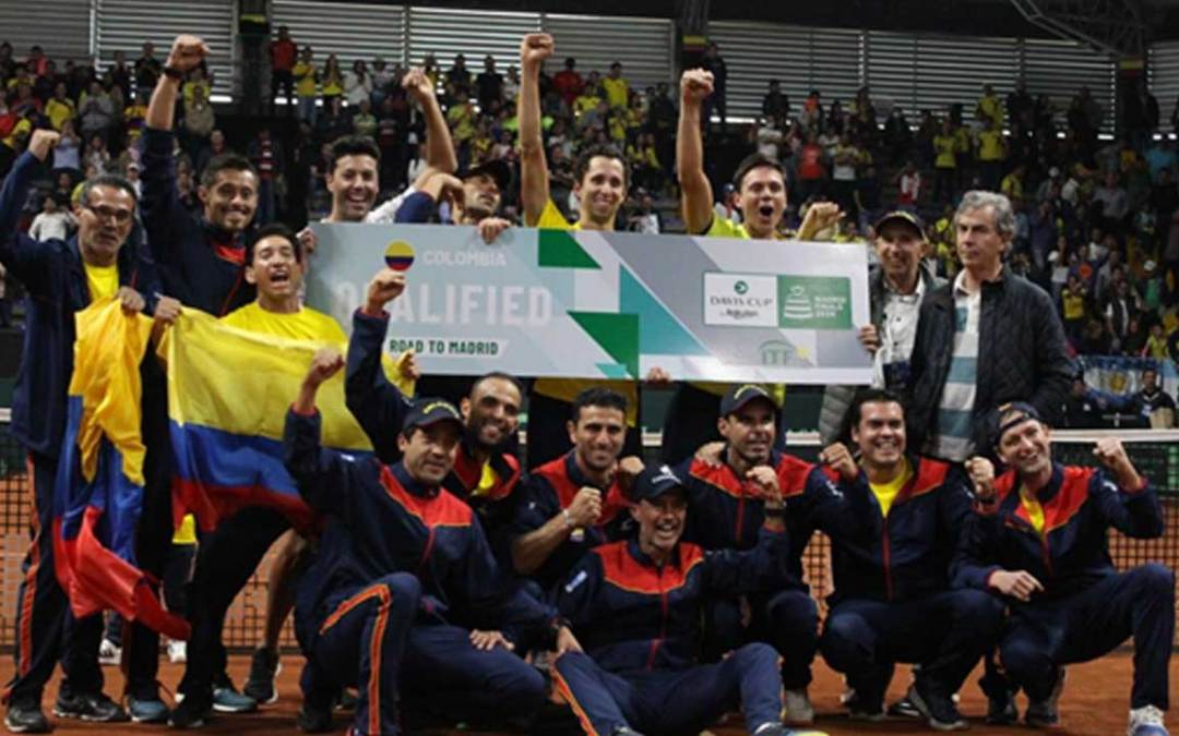 Colombia A Finales De Copa Davis