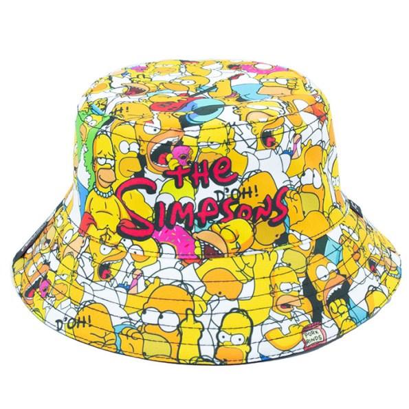 The Simpsons Bucket FullCaps Latam
