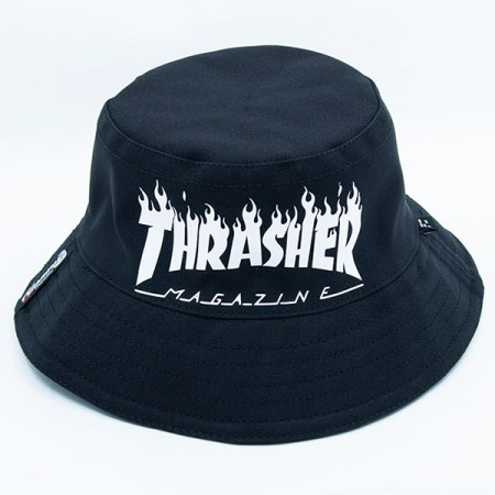Thrasher Black Hat FullCaps