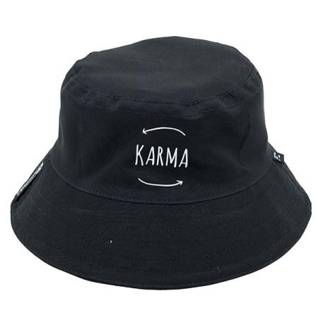 Karma Black Bucket