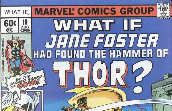 Marvel Studios Developing 'What If' Animated Series For Disney+