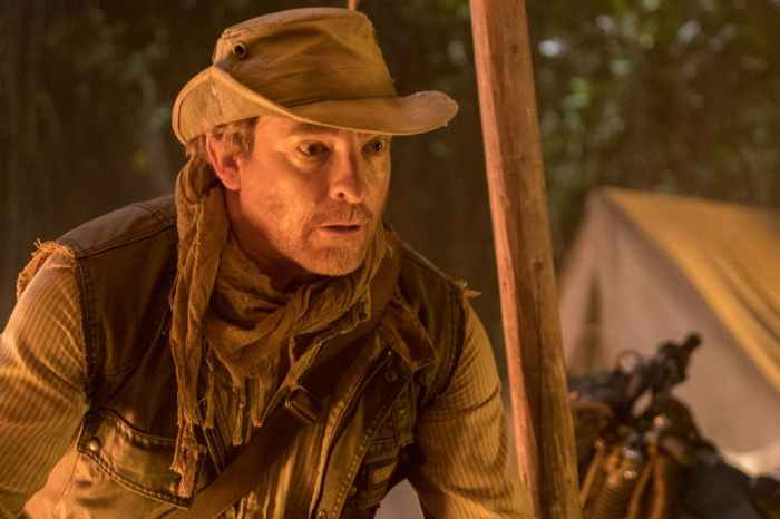 Rhys Darby To Return For 'Jumanji: Welcome To The Jungle' Sequel
