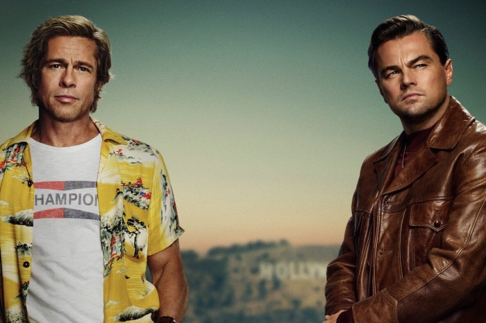 UPDATED: 'Once Upon A Time In Hollywood' Releases First Poster