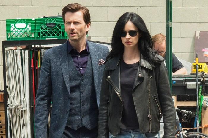 David Tennant Will Not Appear In Season 3 Of 'Jessica Jones'