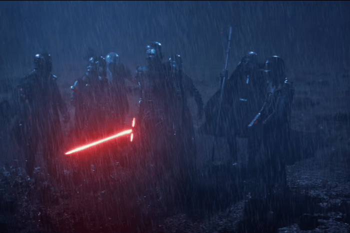 'Star Wars: Episode IX' Promo Poster Confirms The Knights Of Ren