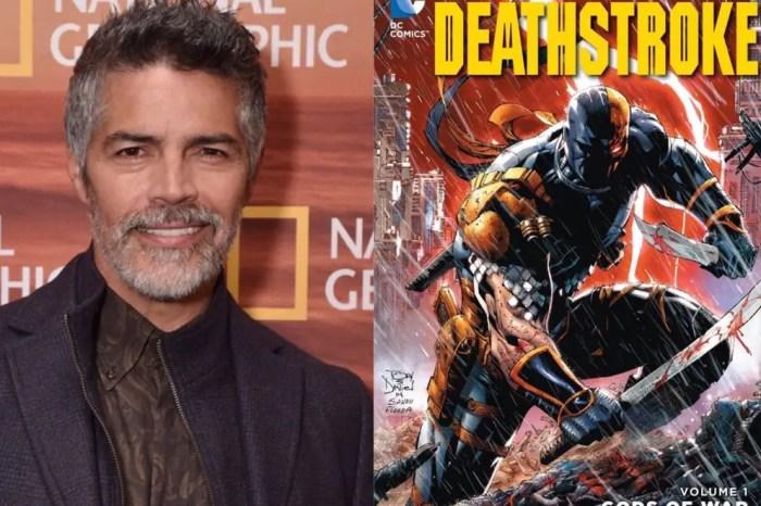 Esai Morales Cast As Deathstroke On 'Titans' Season 2