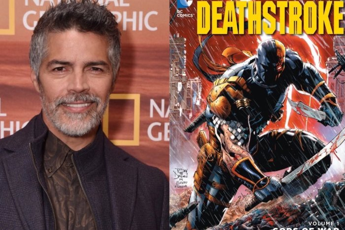Esai Morales Cast As Deathstroke On 'Titans' Season 2