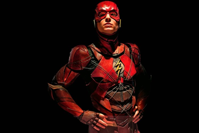 DC's 'The Flash' Is Reportedly Looking To Begin Production This November