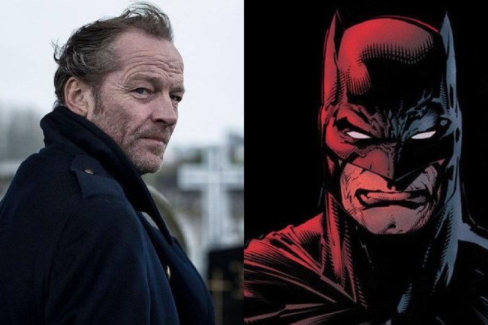 First Look At Iain Glen As Bruce Wayne In 'Titans' Revealed