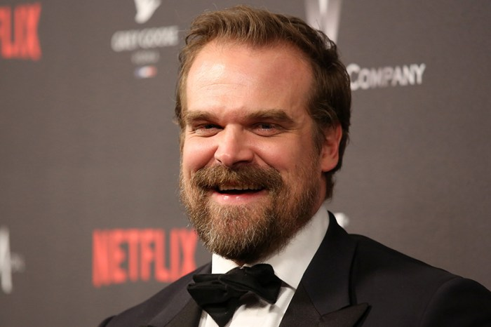 'Stranger Things' Star David Harbour Joins Marvel Studios' 'Black Widow'