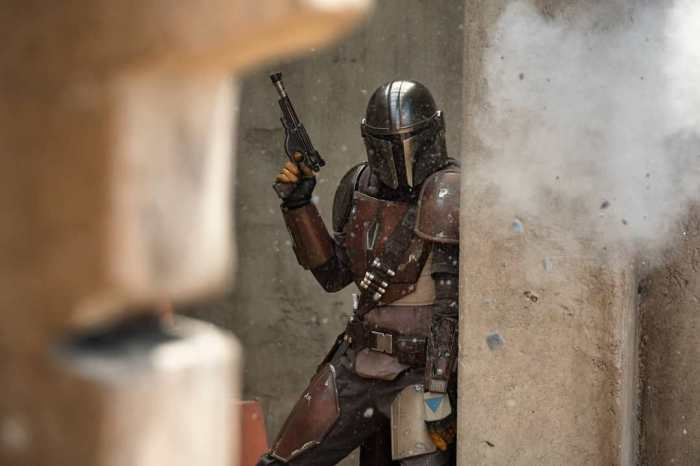 'The Mandalorian' Teaser Revealed