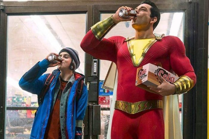 'Shazam!' Earns $53 Million In Its Opening Weekend