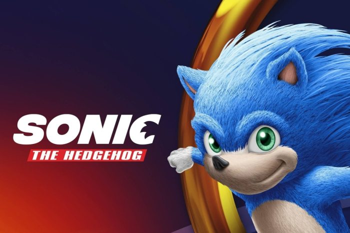 'Sonic The Hedgehog' Movie Release Delayed To 2020 To Correct Sonic's Design