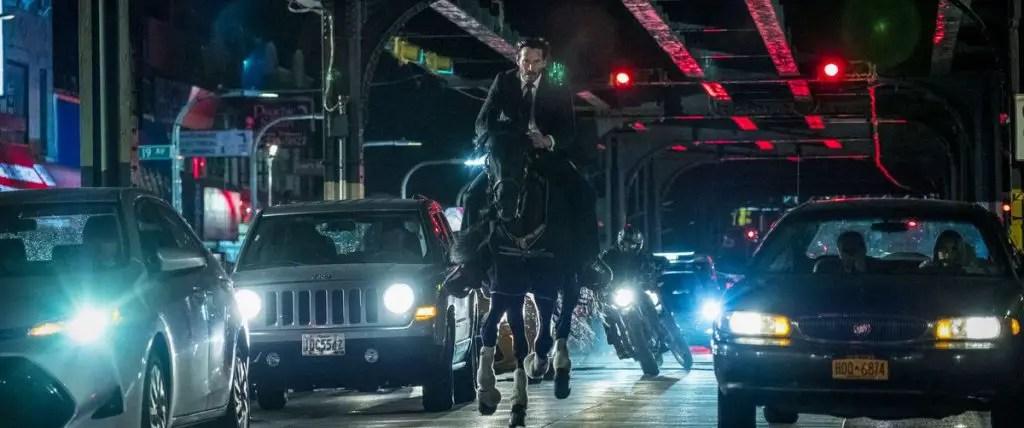 John on a Horse