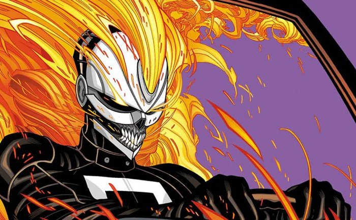 Live-Action 'Ghost Rider' & 'Helstrom' Series In The Works At Hulu