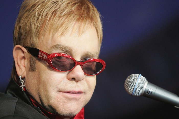 Disney's 'The Lion King' Soundtrack Will Feature New Elton John Music